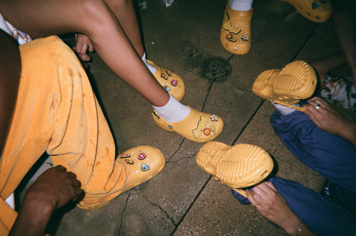 Justin Bieber is the Latest Celebrity to Cusomise Crocs Clogs