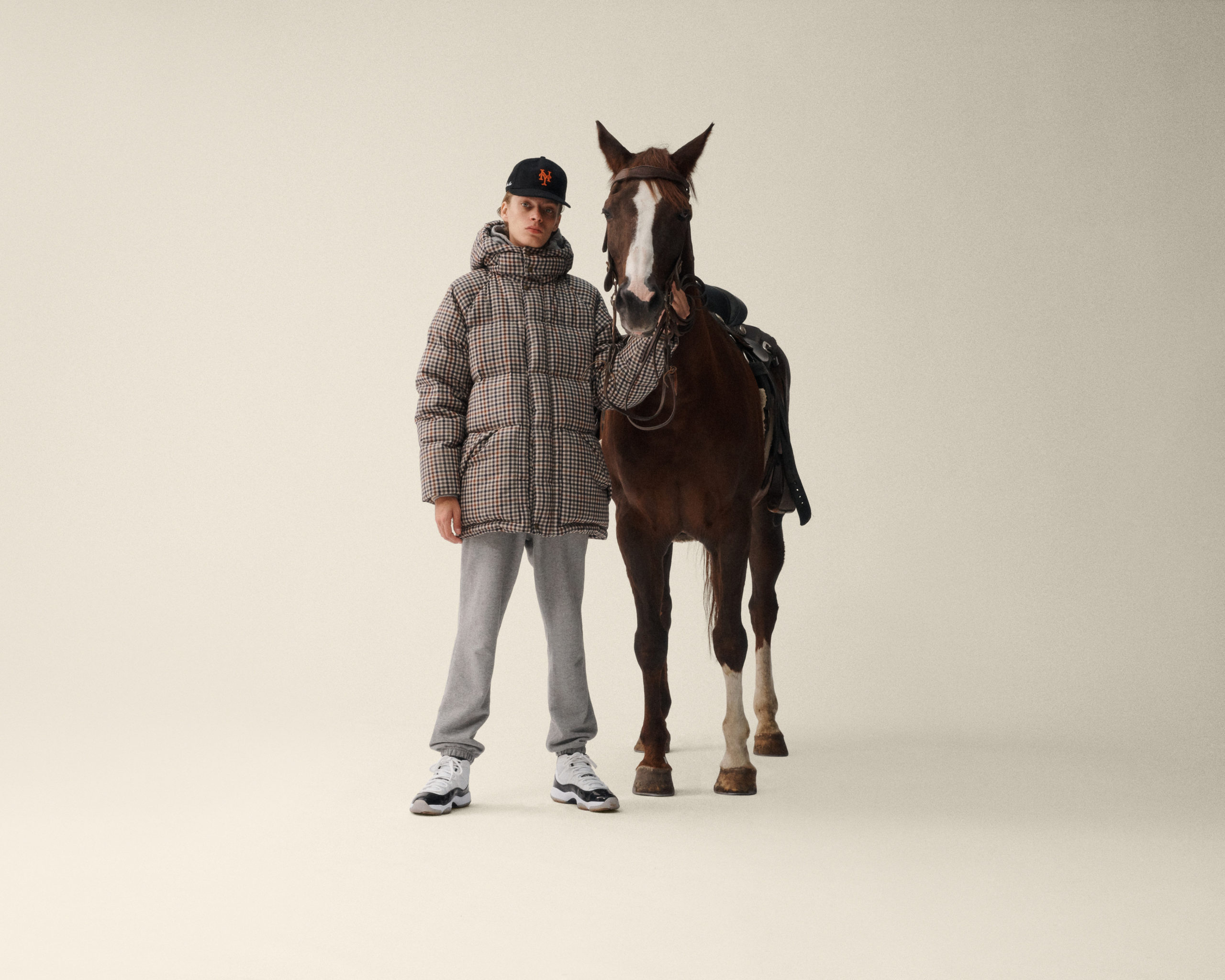 Aimé Leon Dore and Woolrich Produce Practical Winter-Wear