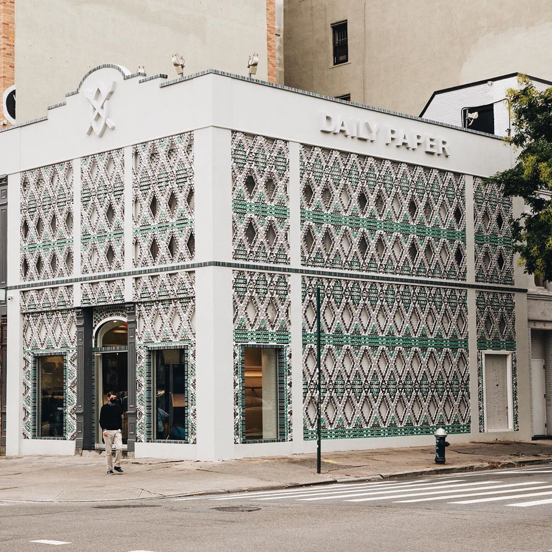 Daily Paper's New York City Store Opens Tomorrow