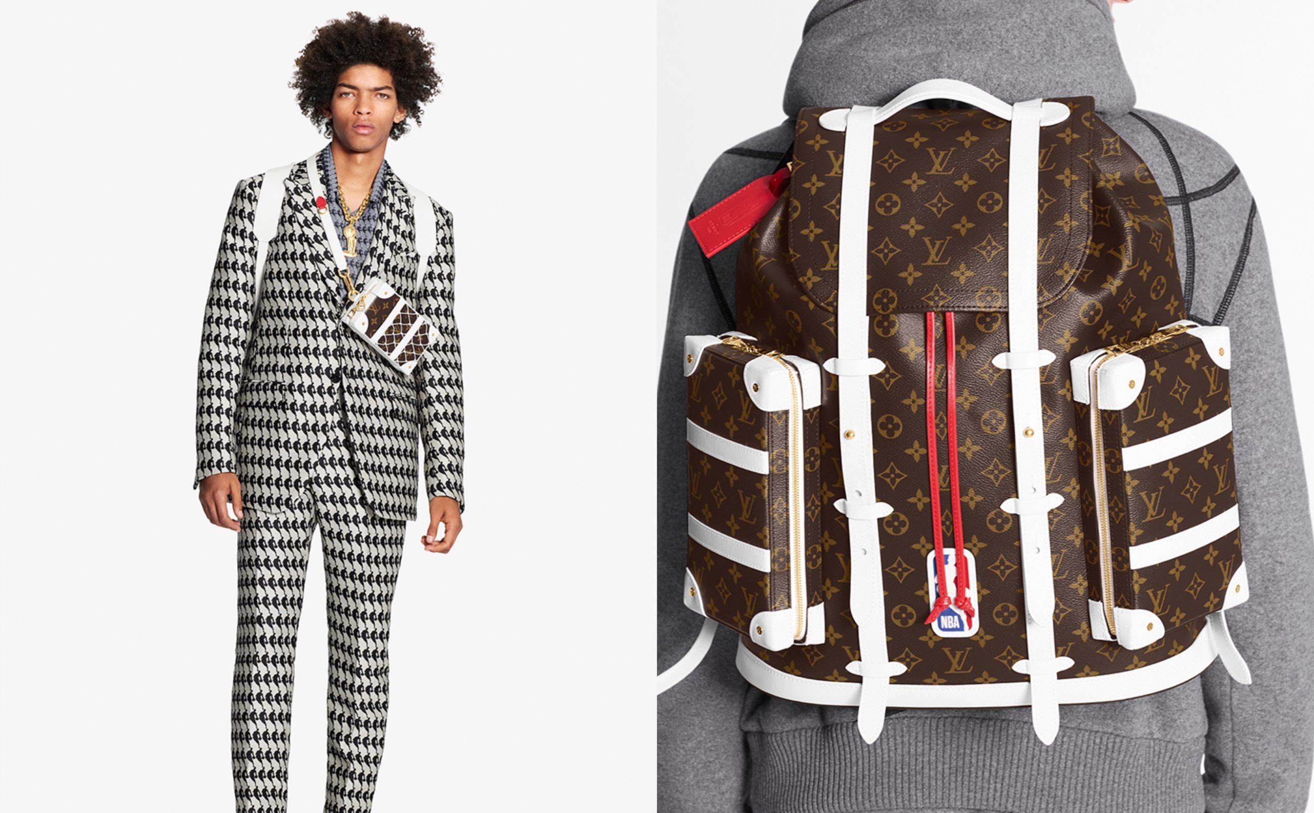 Louis Vuitton Unveils its NBA Capsule