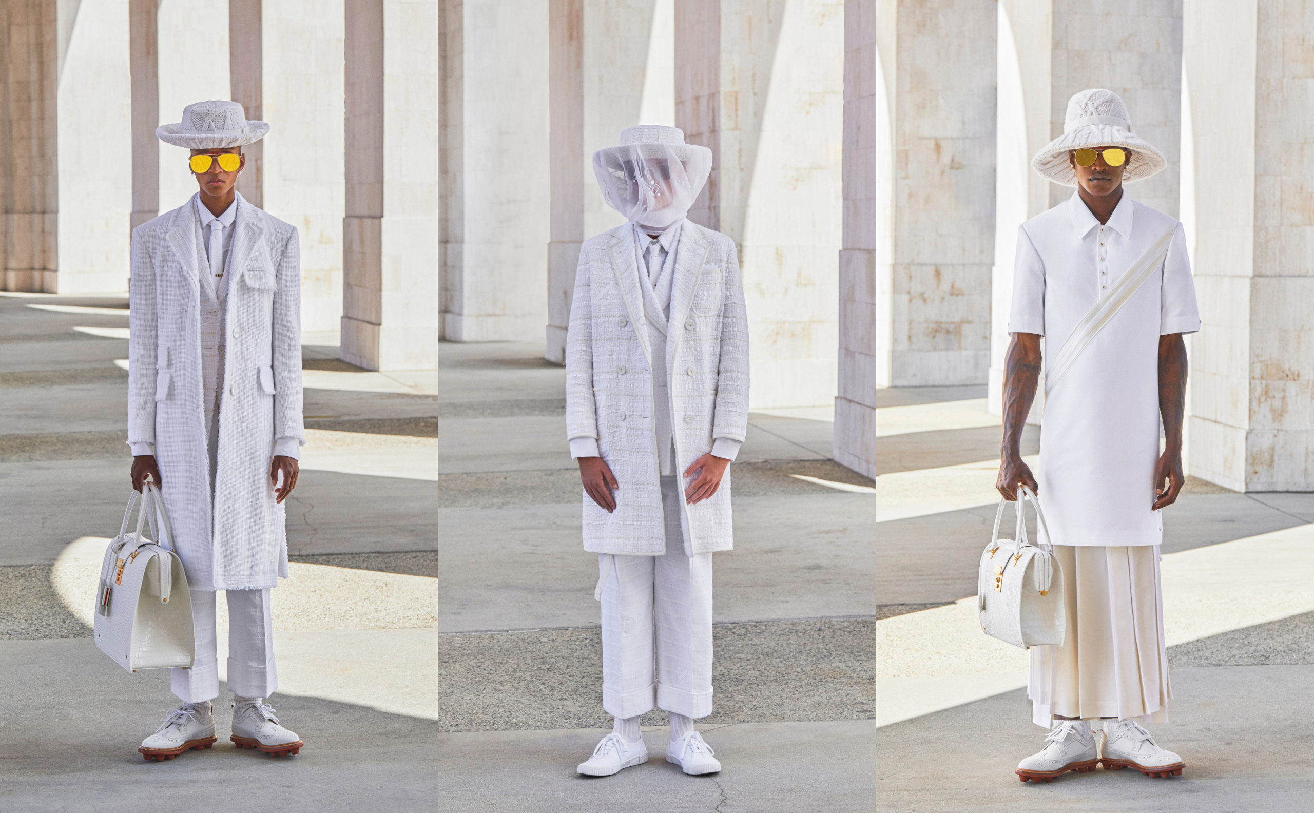 PFW: Thom Browne Spring/Summer 2021 Collection