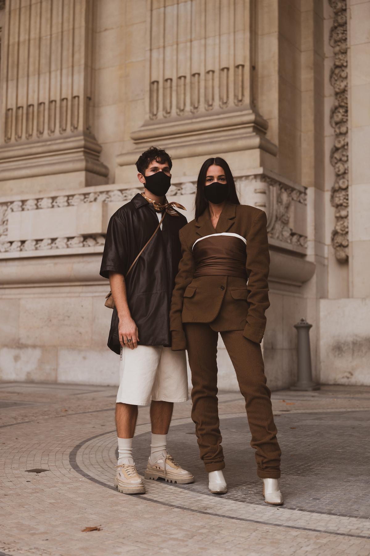 Street Style Shots: Paris Fashion Week Part 1
