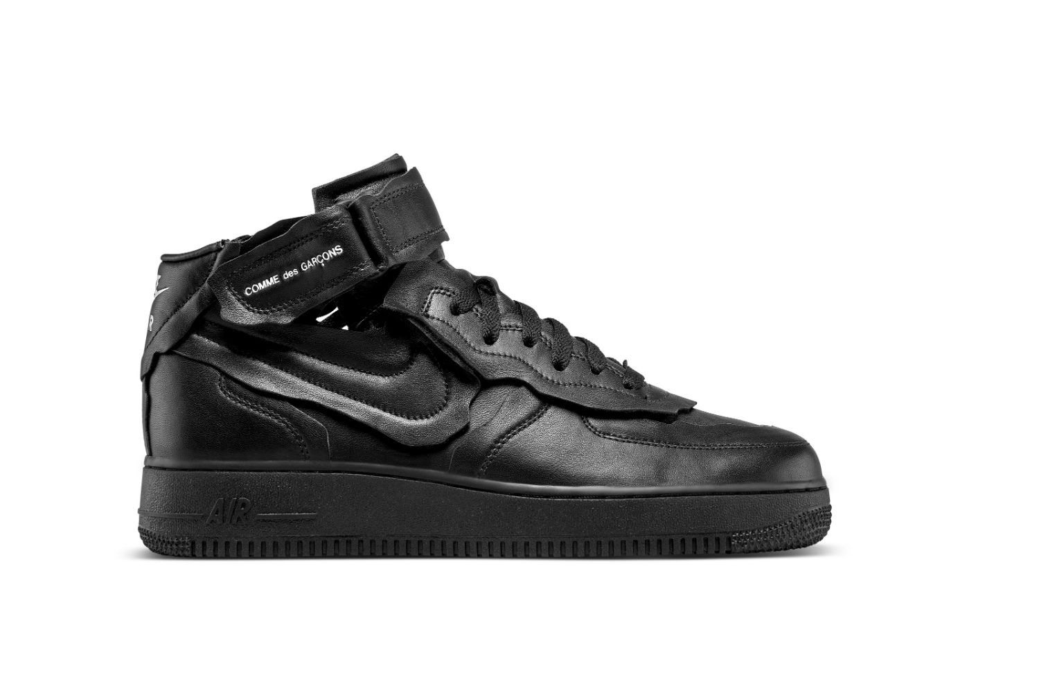 Nike and Comme Des Garcons Return With the Air Force 1 Mid