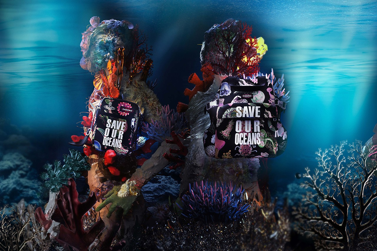 "Vivienne Westwood and Eastpak Launch ""Save Our Oceans"""