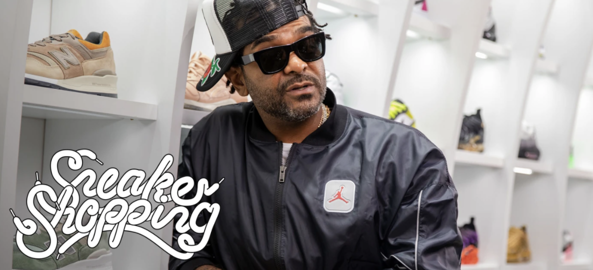 Jim Jones Makes a Return to Sneaker Shopping with Complex