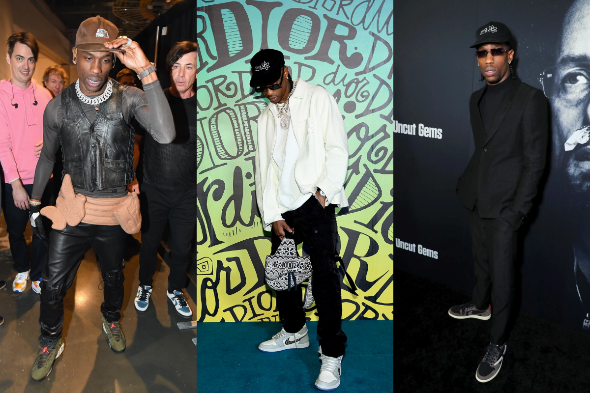 PAUSE Highlights: Travis $cott Style Evolution