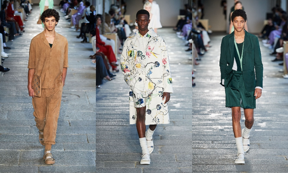 MFW: BOSS Spring/Summer 2021 Collection