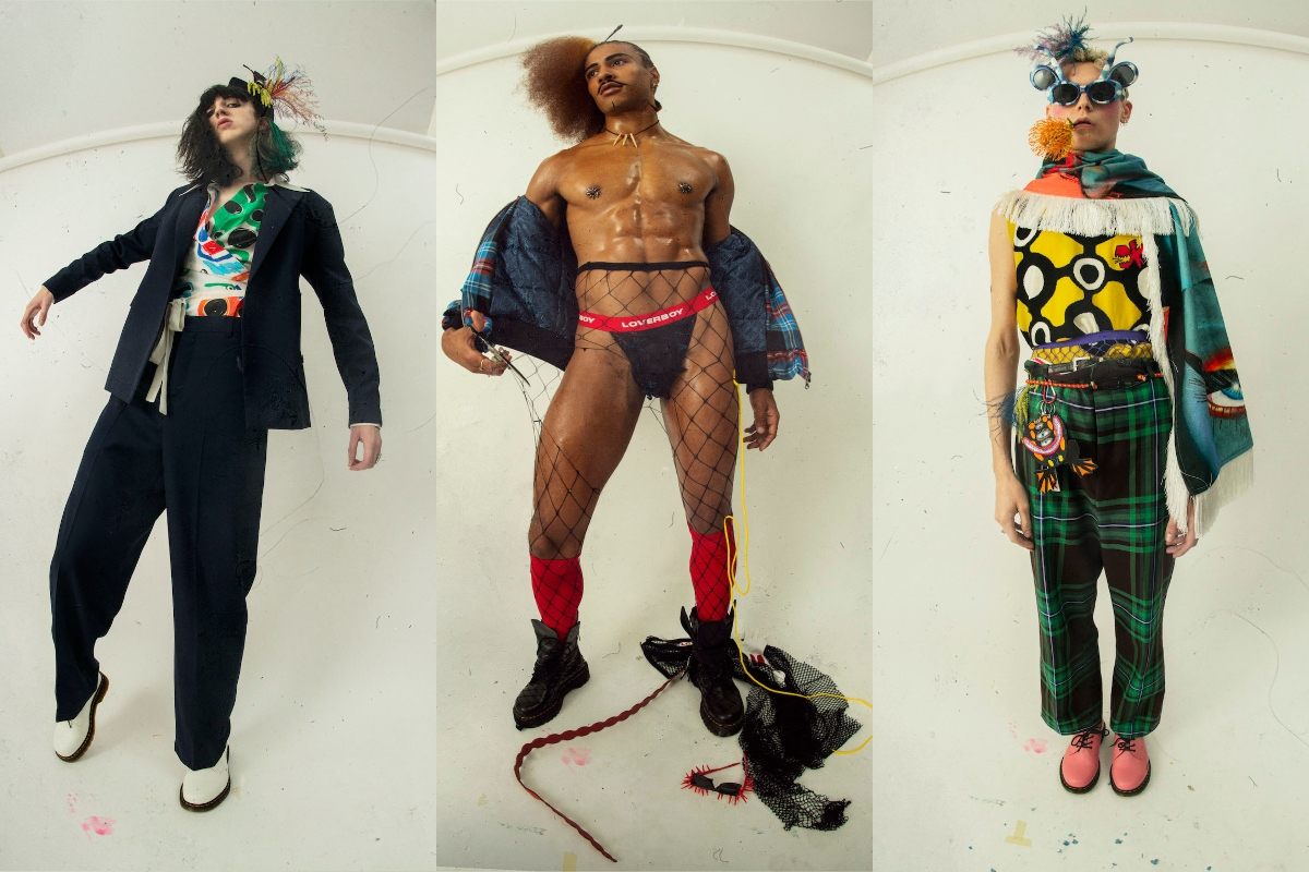 Charles Jeffrey Loverboy Spring/Summer 2021 Collection