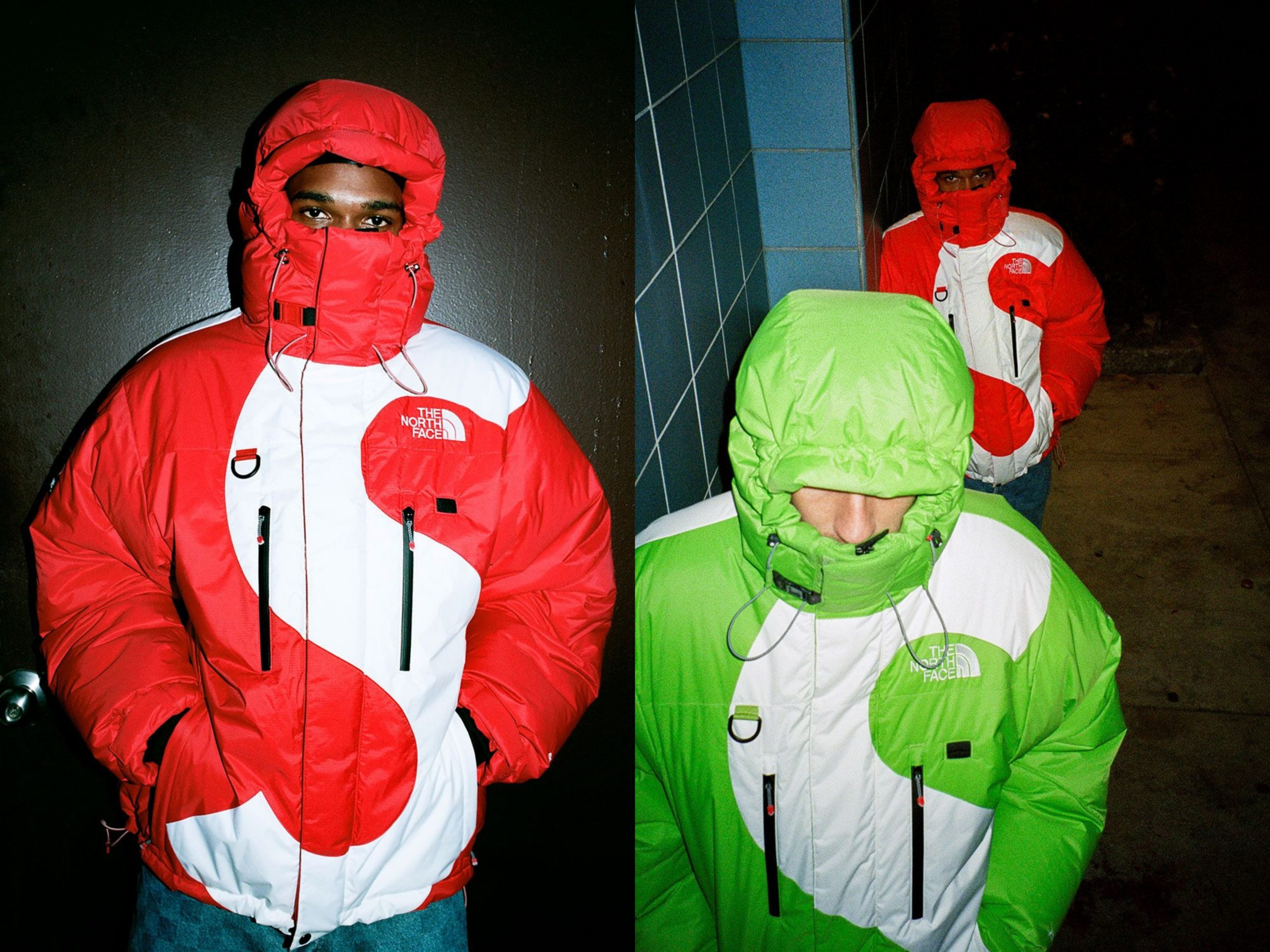 Supreme x North Face Return for AW20