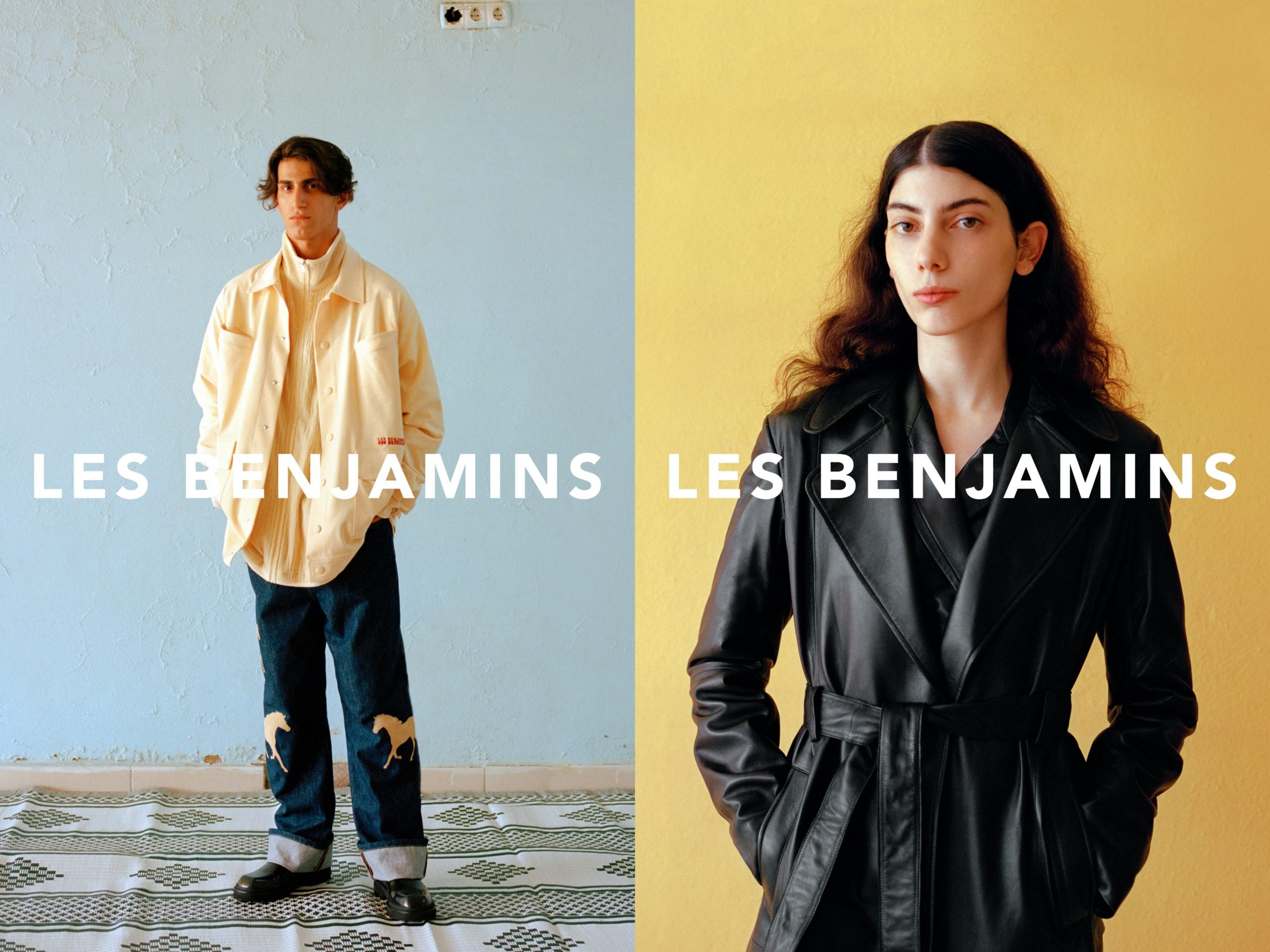 Les Benjamins Premier AW20 Collection