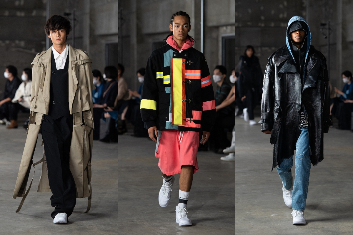 Tokyo Fashion Week: FACETASM Spring/Summer 2021 Collection