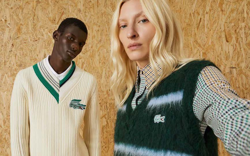 Lacoste's Autumn/Winter 2020 Collection Has Arrived