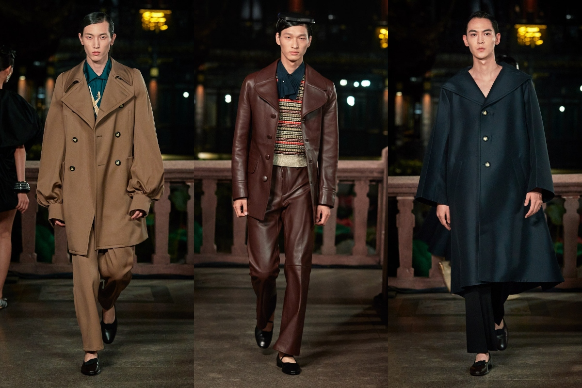 Shanghai Fashion Week: Lanvin Spring/Summer 2021 Collection