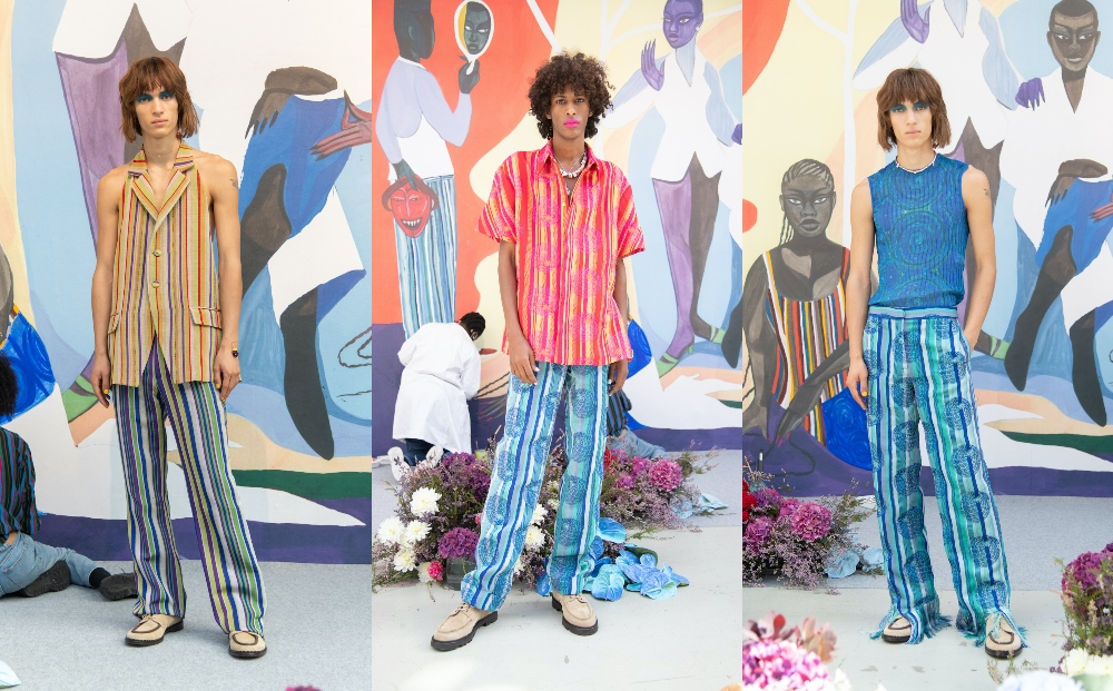 PFW: Kenneth Ize Spring/Summer 2021 Collection