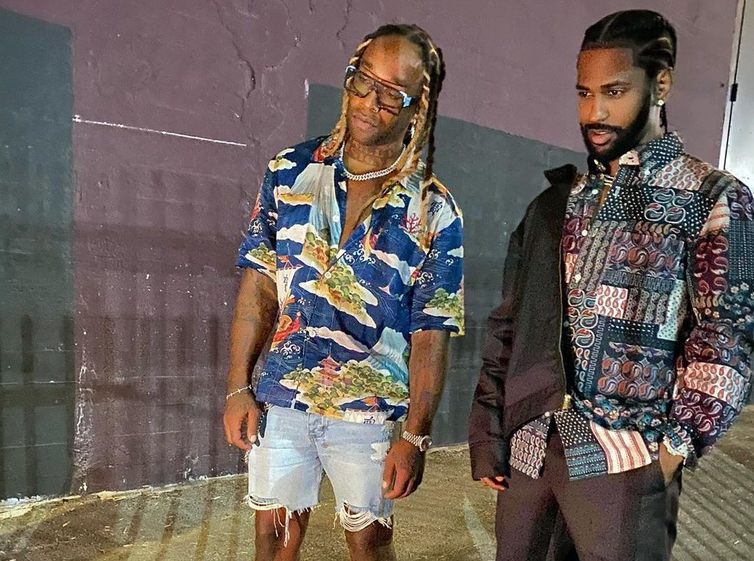 SPOTTED: Big Sean Dons Public School NYC with Ty Dolla $ign