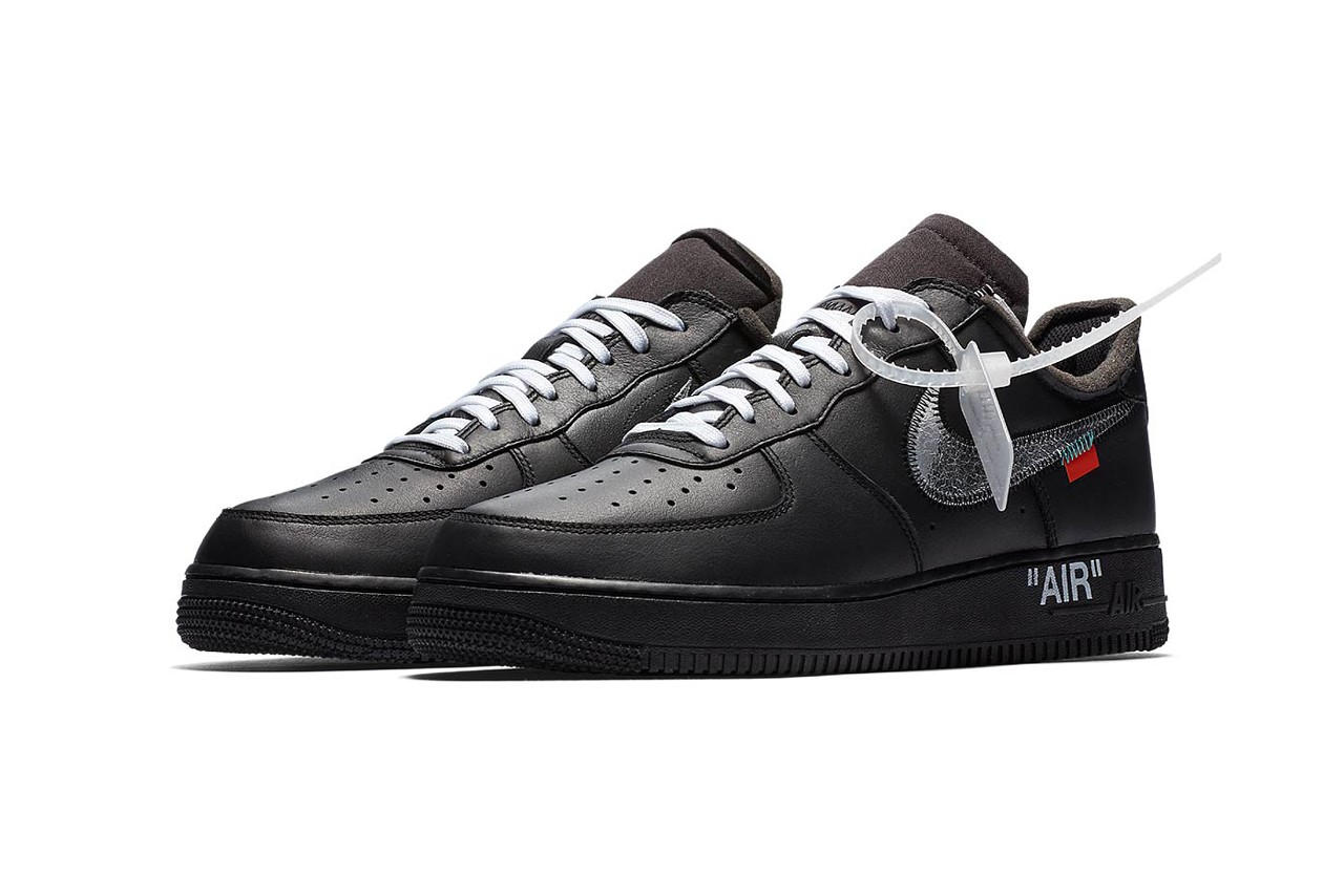 Virgil Abloh Hints at Off-White™ x Nike Air Force 1 MoMA Release