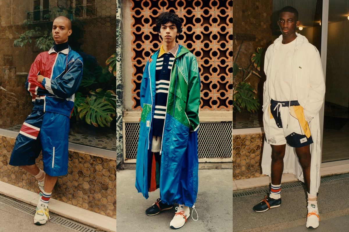 Lacoste Present First Look at SS21′ Offering