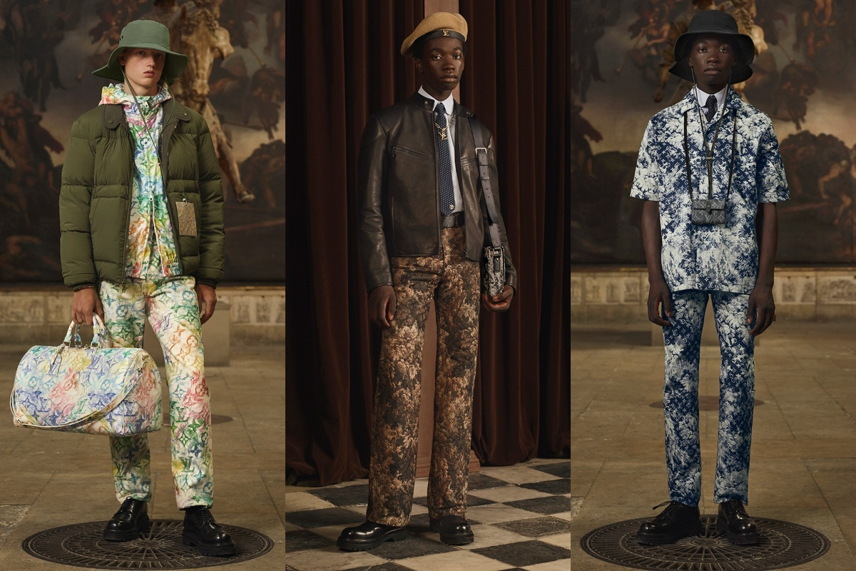 Louis Vuitton Menswear Pre-Spring 2021 Collection