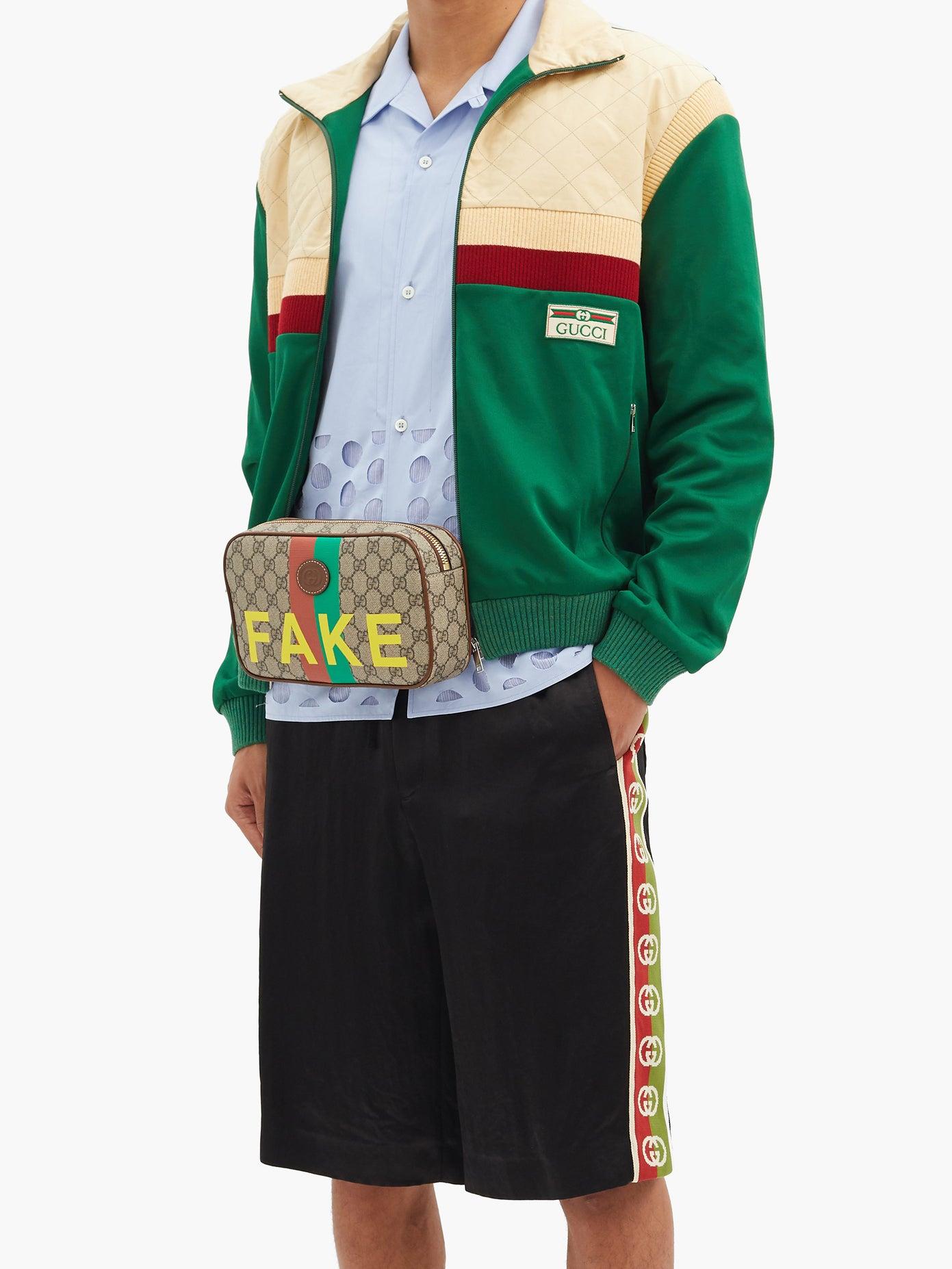 "PAUSE or Skip: Gucci ""Fake"" Belt Bag"