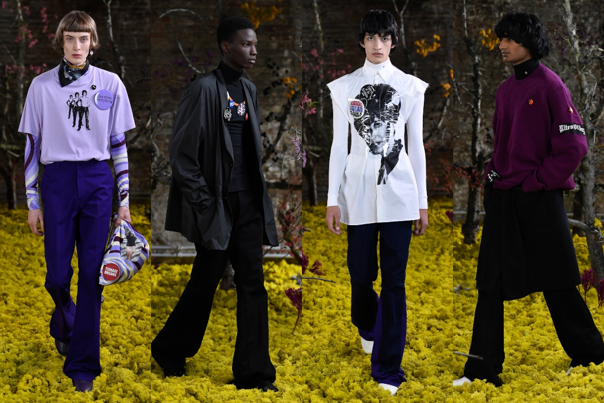 Raf Simons Spring/Summer 2021 Collection