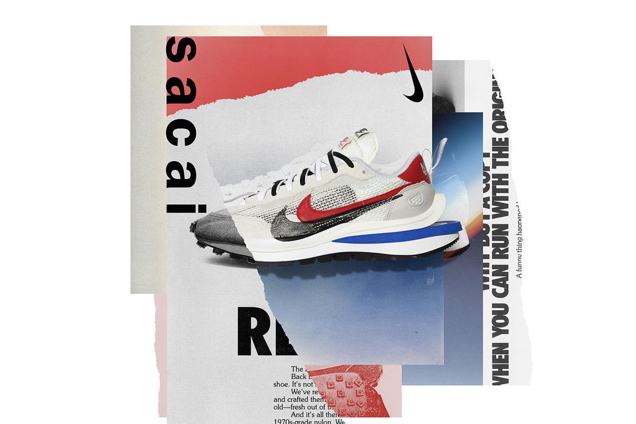 Nike Announces Release Date of The sacai Vaporwaffle
