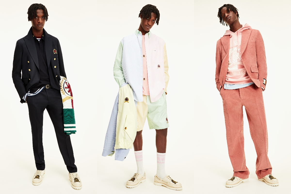 Tommy Hilfiger Spring/Summer 2021 Collection