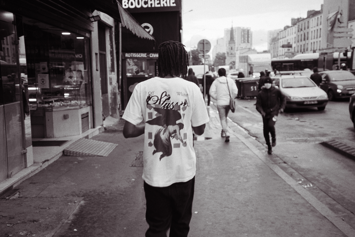 """OFF-White and Stüssy Debut """"I Support Young Black Businesses"""" Chapter II"""