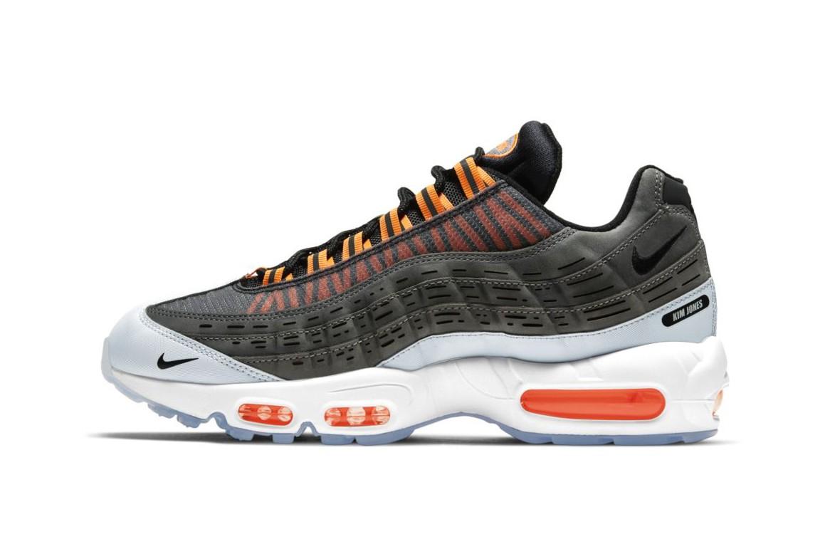 Kim Jones and Nike Tease Pending Air Max Collab