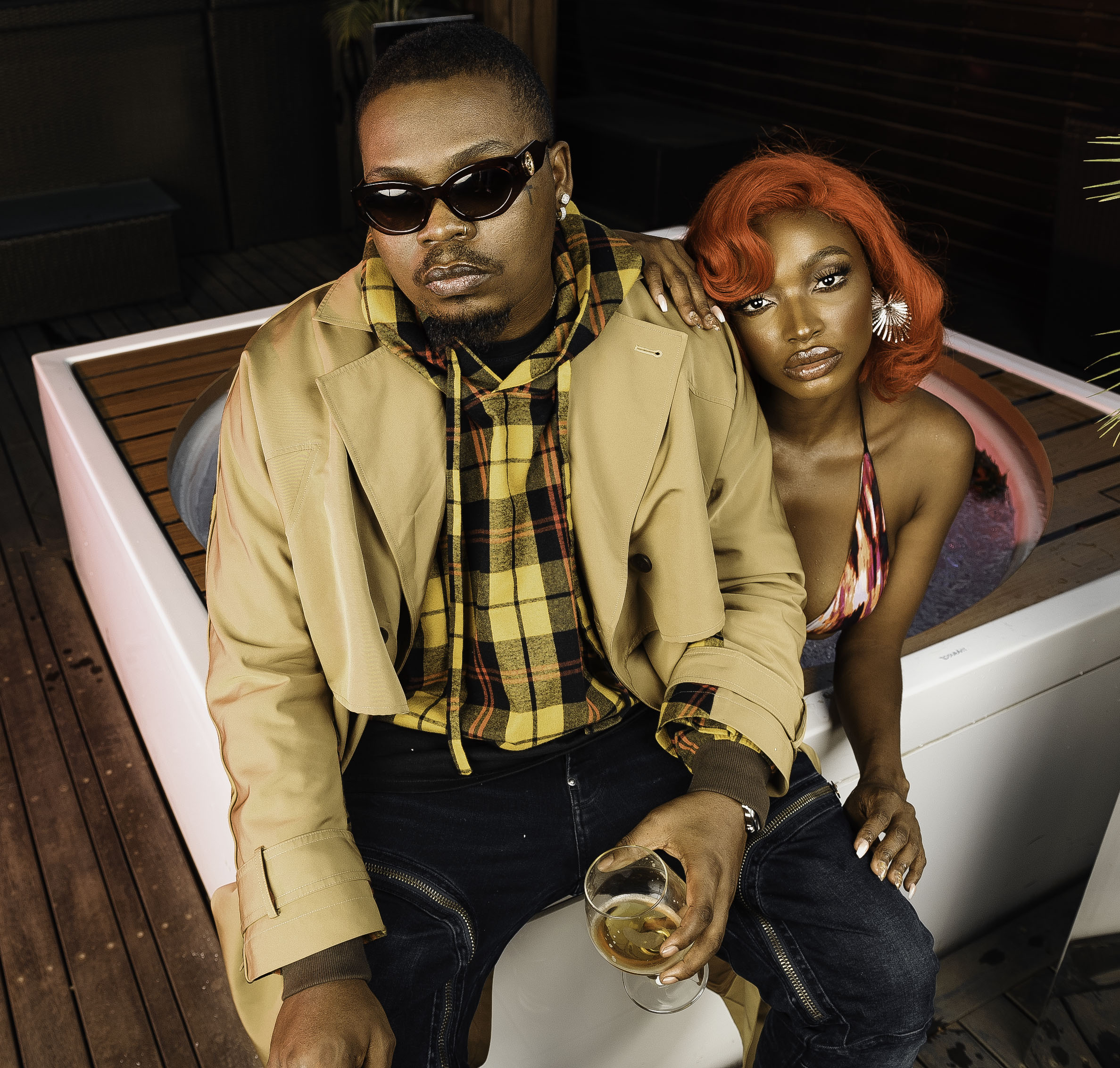 #ATHOME with PAUSE: Q&A with Olamide
