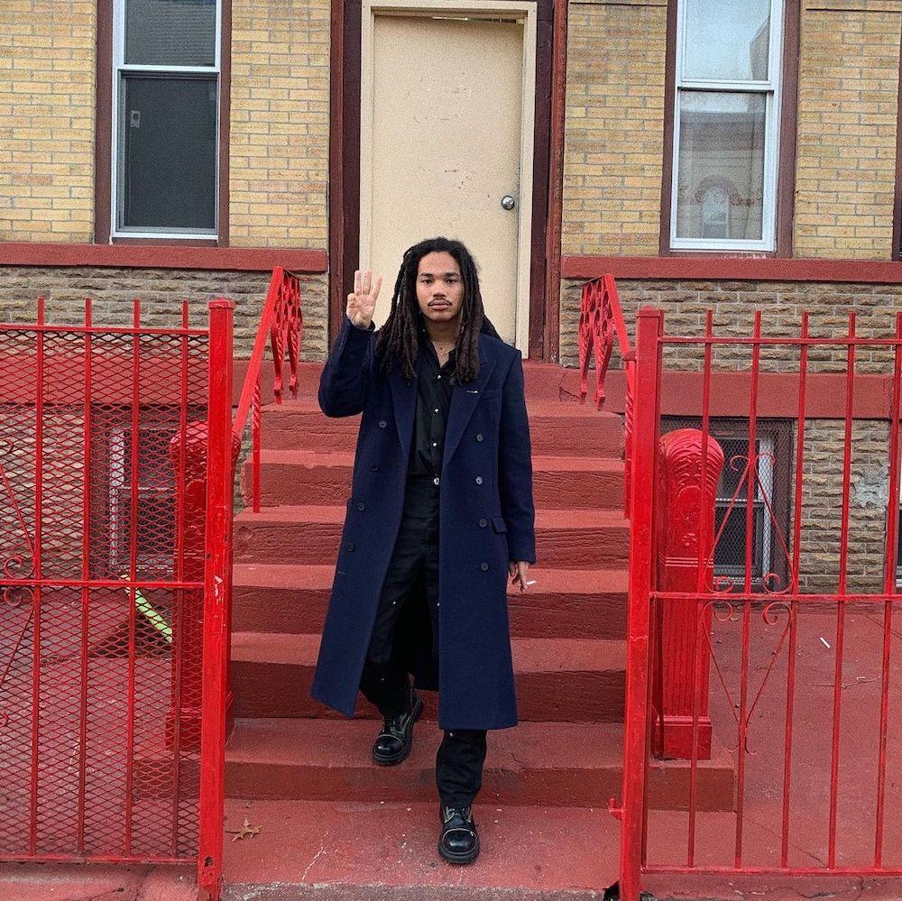 SPOTTED: Luka Sabbat Celebrates Turning Twenty-Three