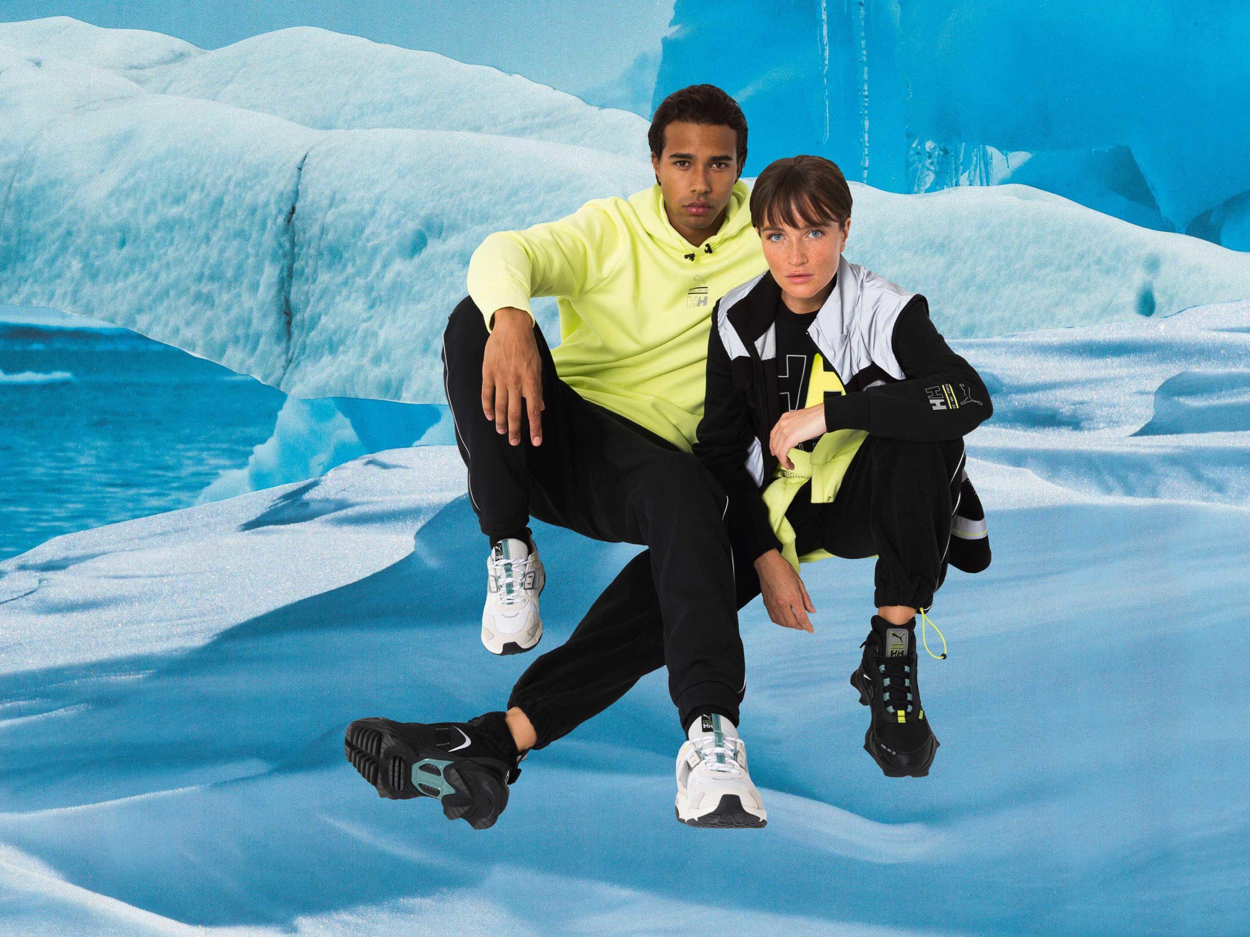 Puma x Helly Hansen Deliver Arctic Inspired Apparel