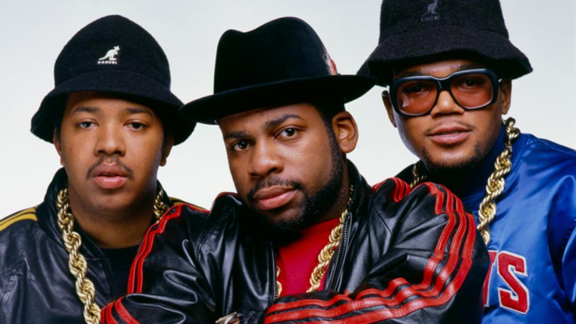 12on12 Tap Hip-Hop Legends RUN DMC For Limited Edition Vinyl Release