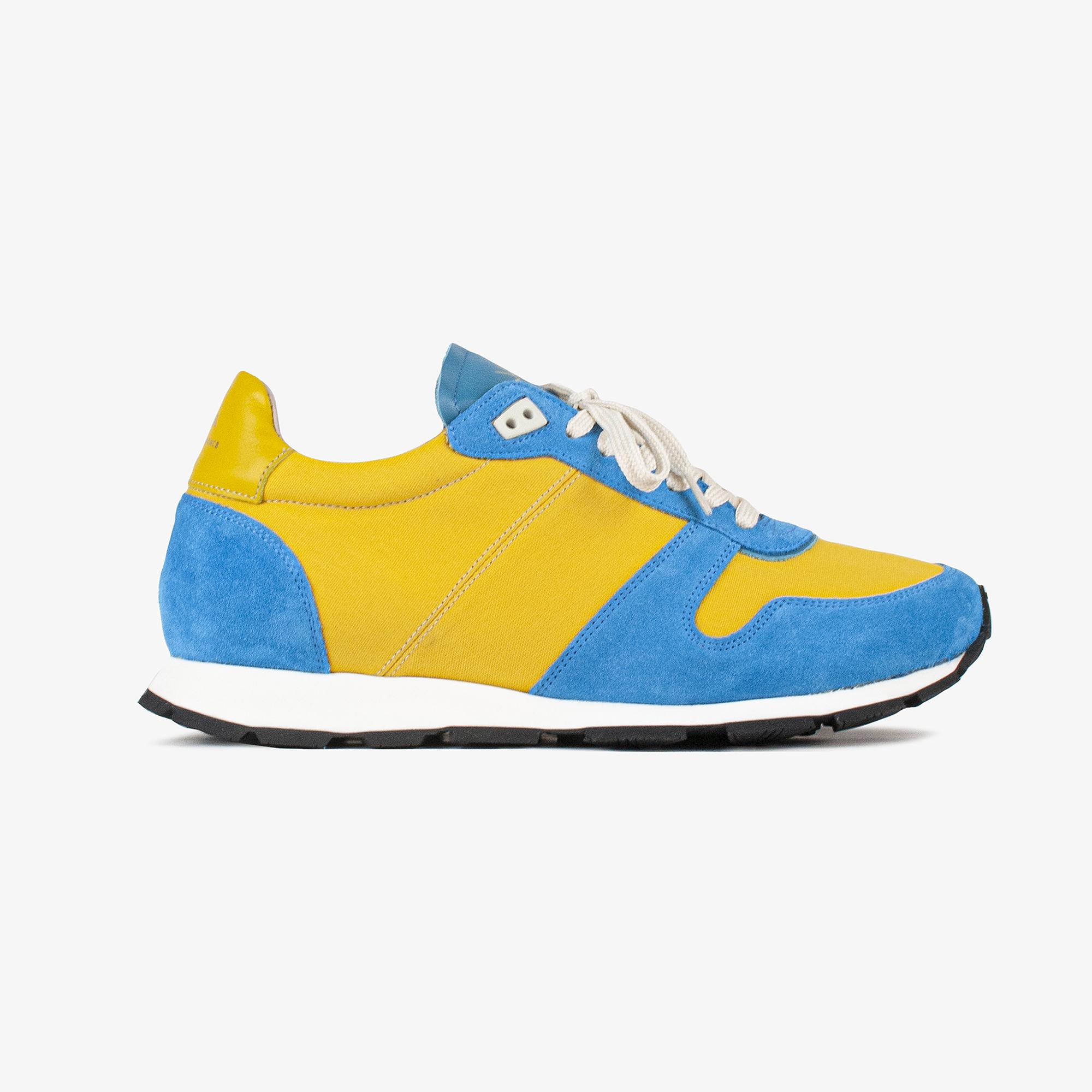 ZESPÁ's '70s-Inspired Sneaker Drops Today