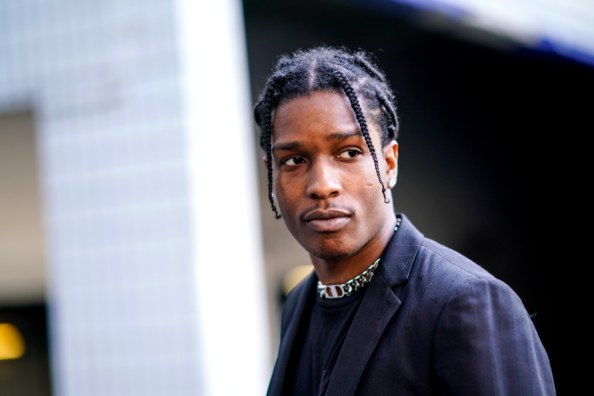 A$AP Rocky Donates 120 Thanksgiving Meals To NYC Shelter