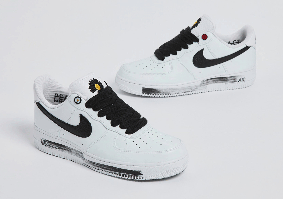 Nike Preview New Colourway of the PEACEMINUSONE Air Force 1
