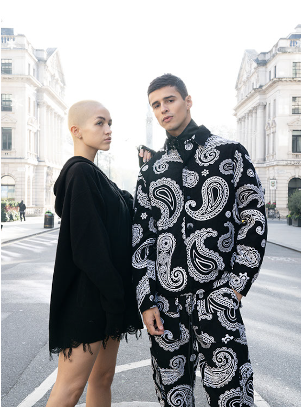 Night Addict Presents AW20 Collection
