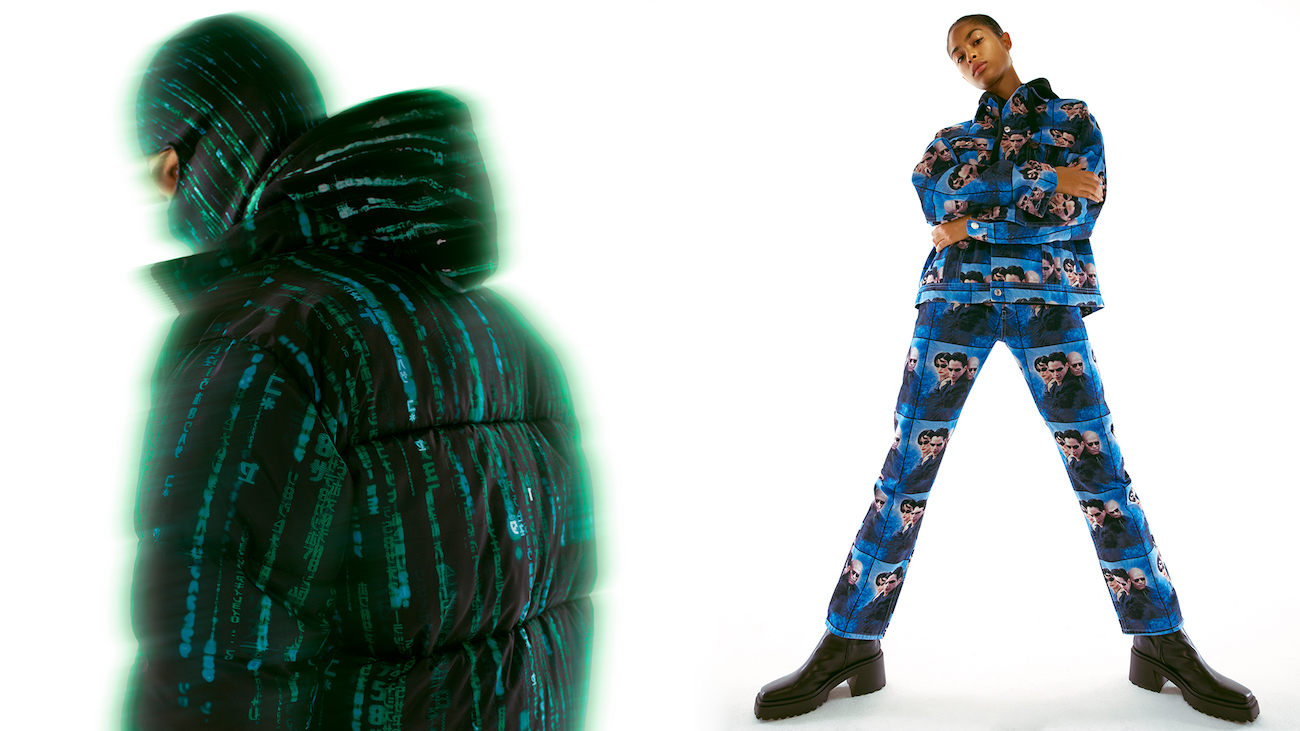 Pull&Bear Presents Limited Edition Collection The Matrix by Sicko19