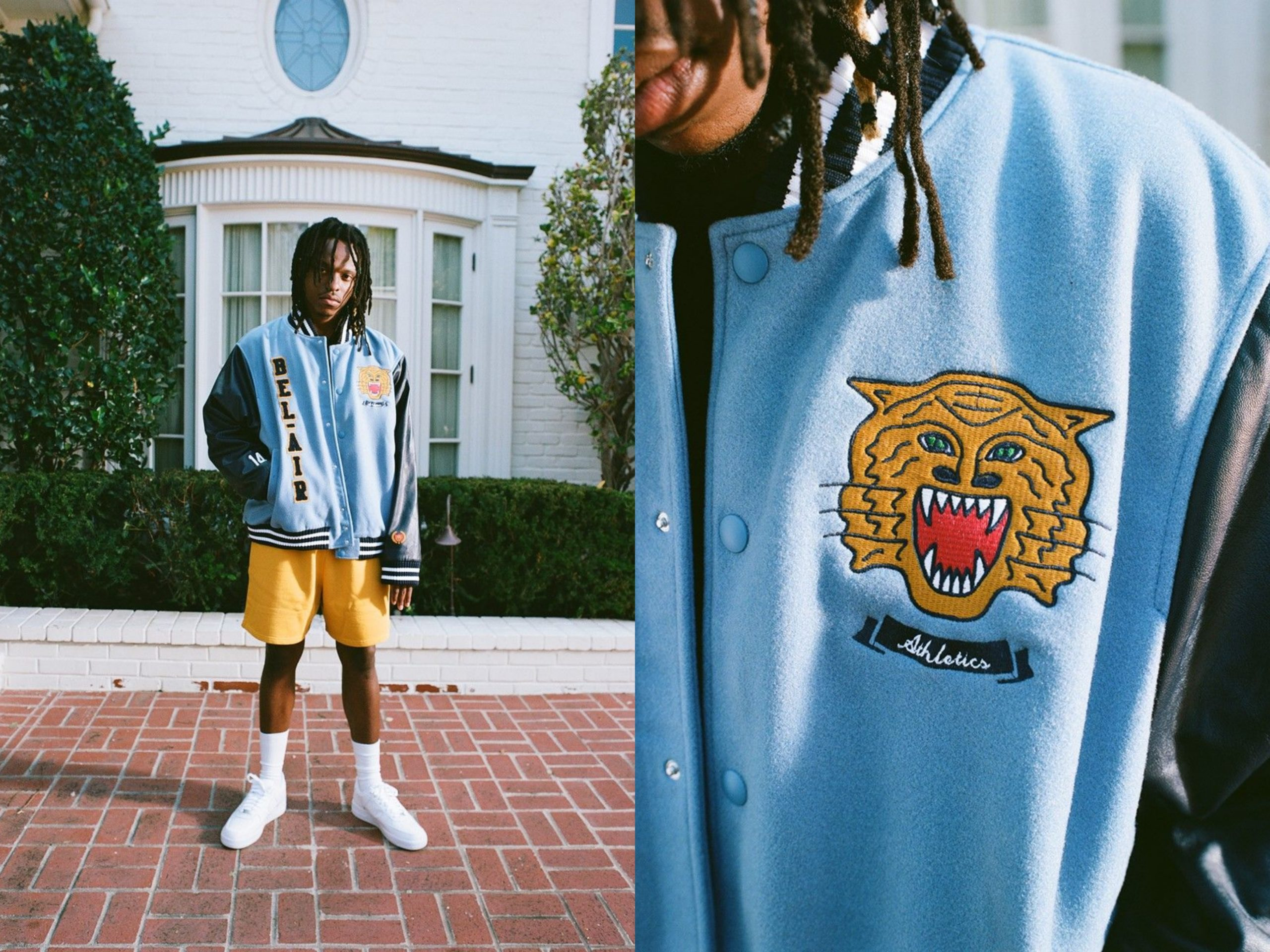 Bel-Air Athletics Drop Exclusive AW20 Collection