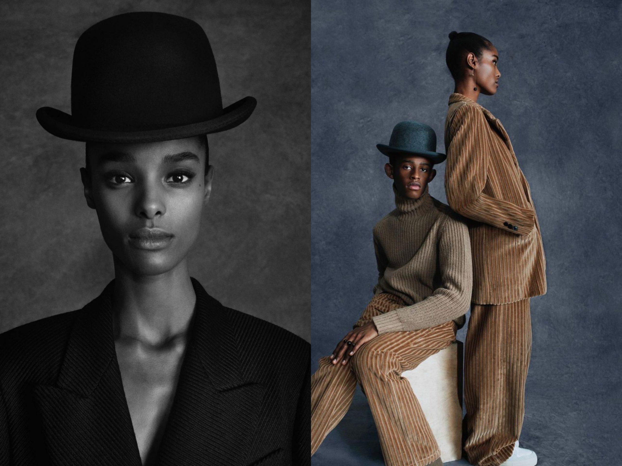 """AMI Paris Launch """"Le Femme et L'Homme Ami"""" Pre-Collection"""