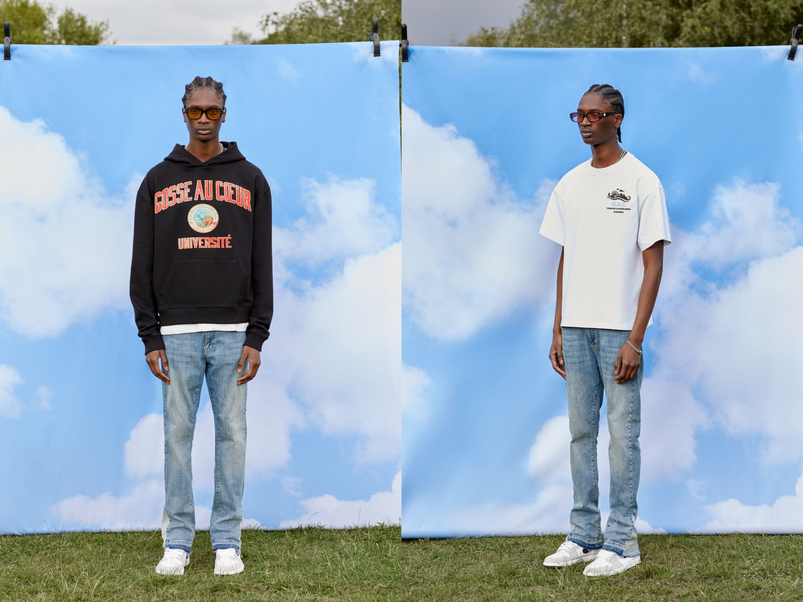 GOSSE au CŒUR Releases Lookbook for Its Third Collection