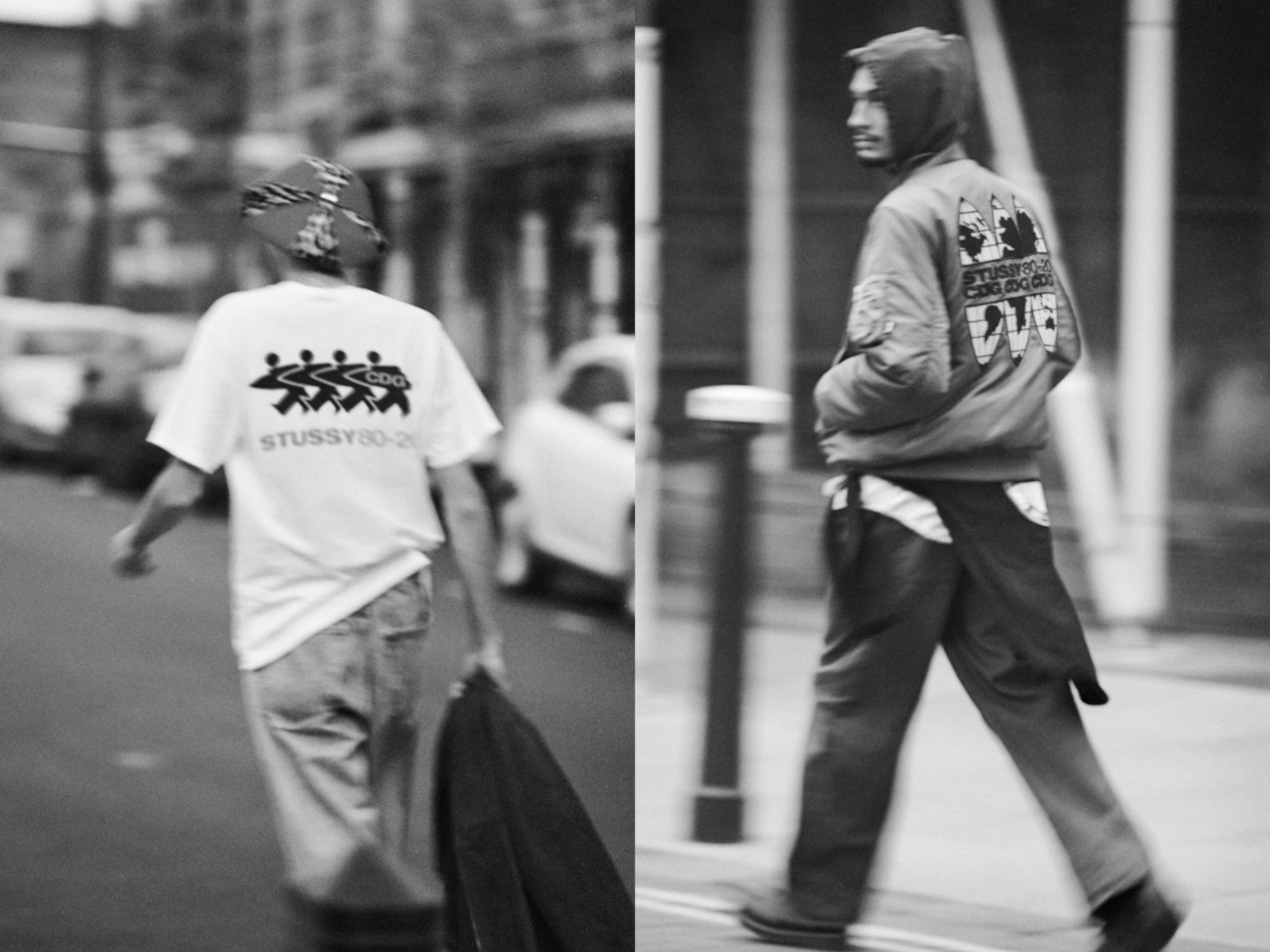 Stüssy Taps CGD for Anniversary Collection