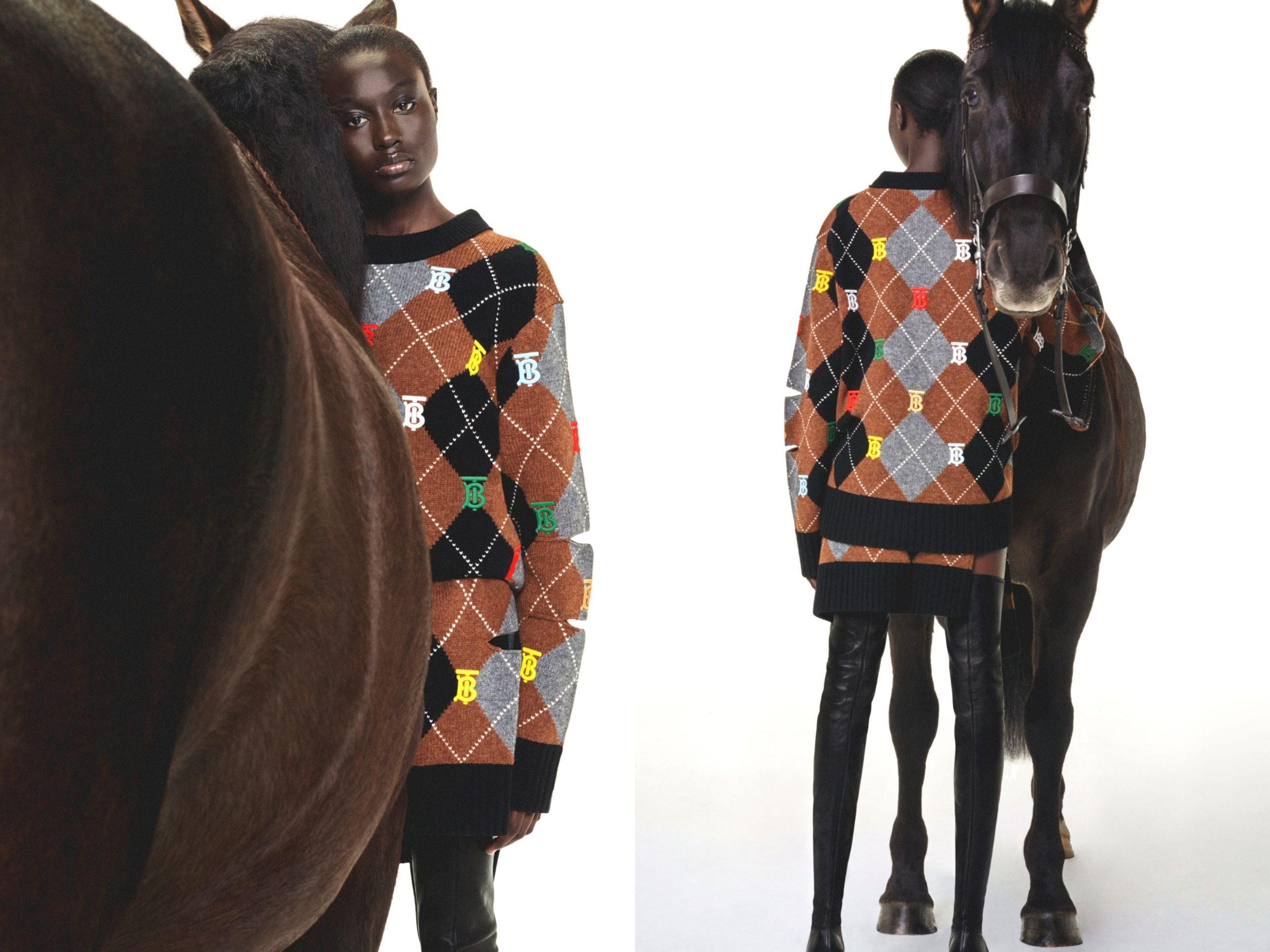 Burberry Gets Winter Ready with Latest B Series Drop