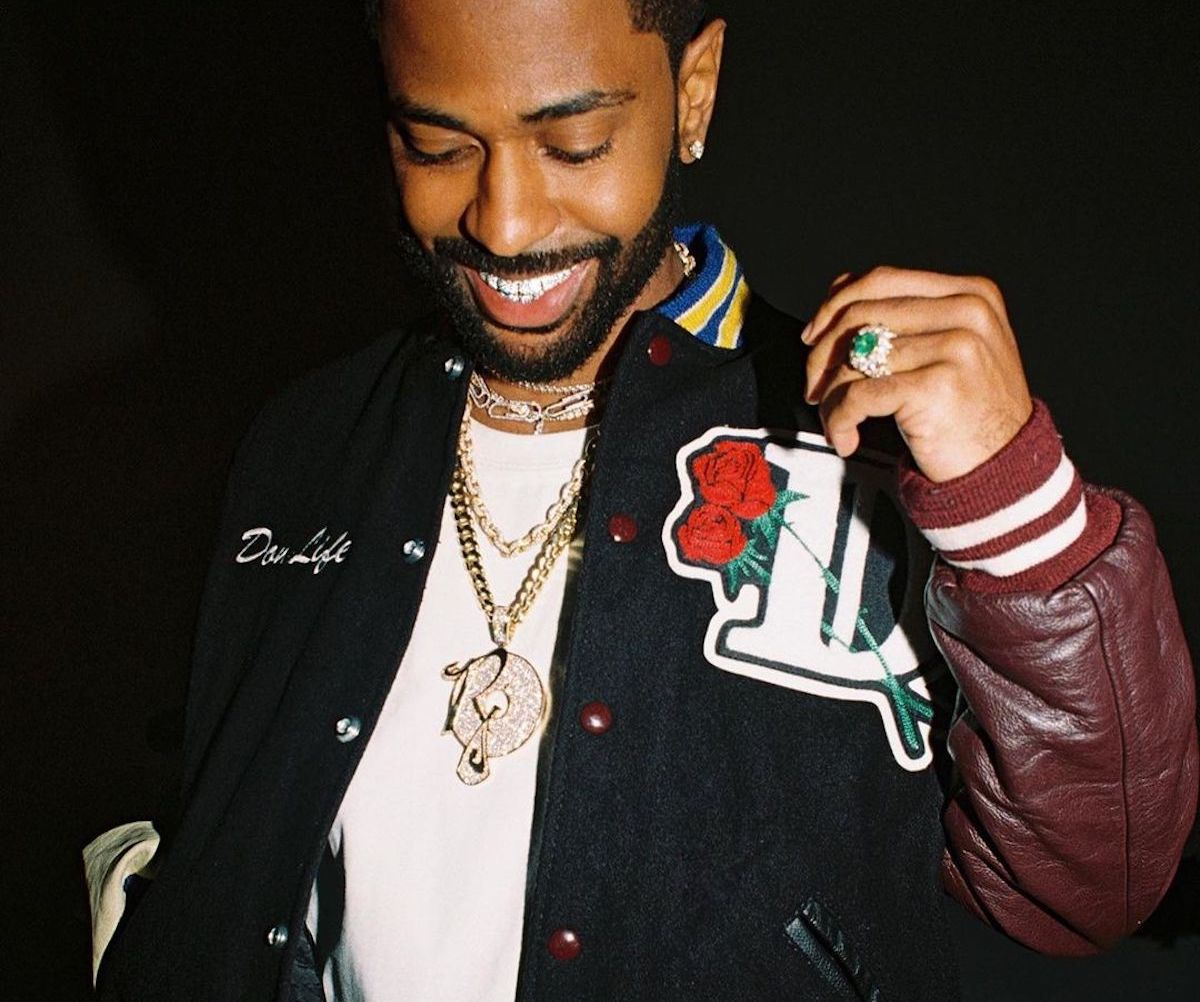 SPOTTED: Big Sean Dons Detroit Themed Merch