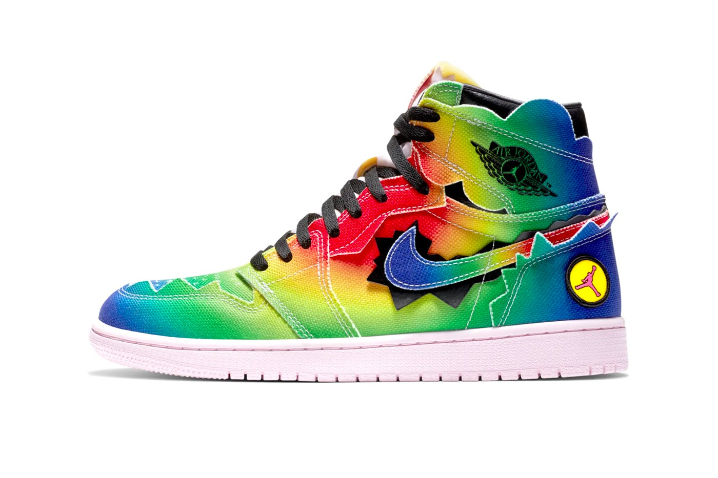 A Closer Look at the J Balvin x Air Jordan 1 Retro High OG