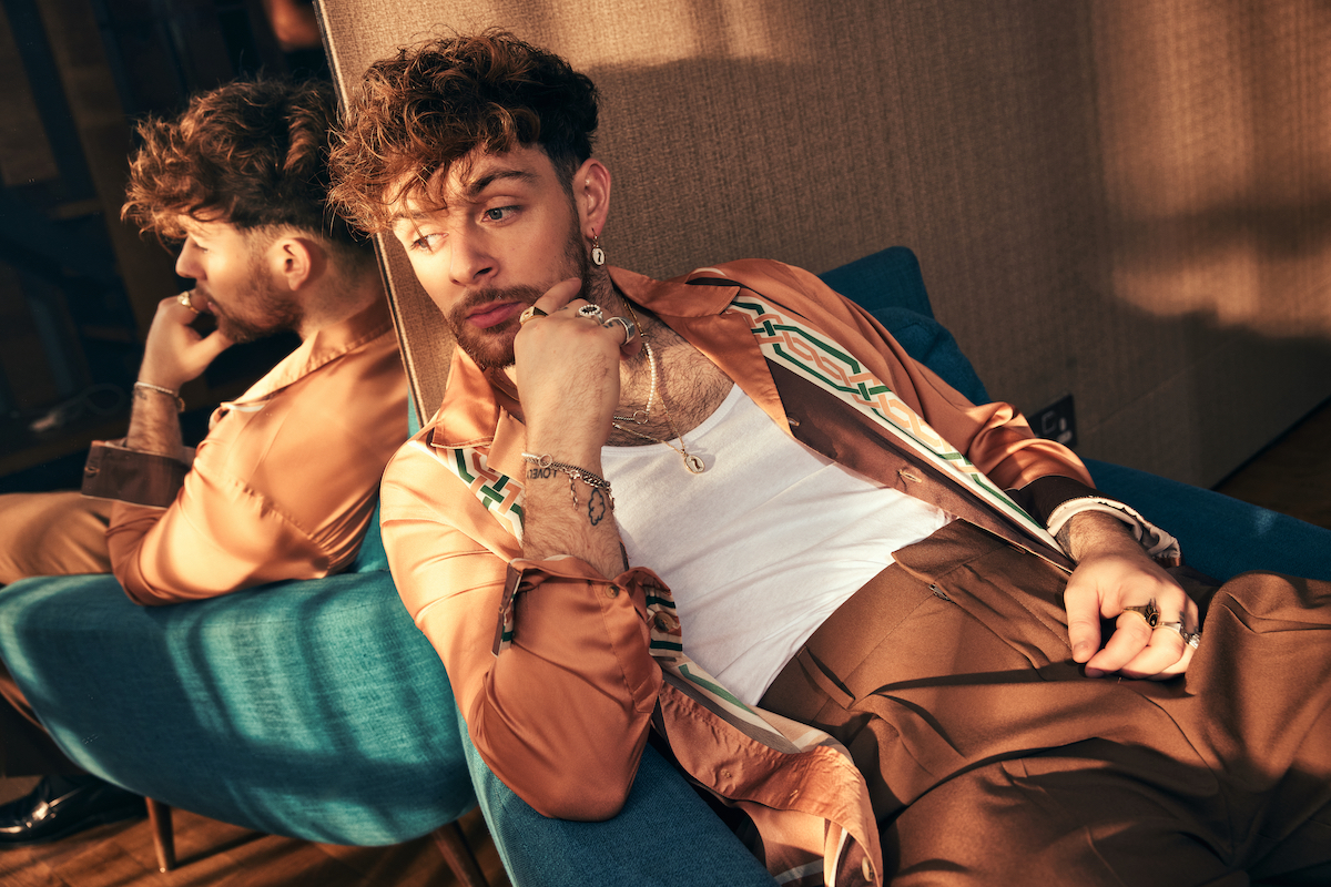 SERGE DENIMES Launch The Wonder Collection ft. Tom Grennan