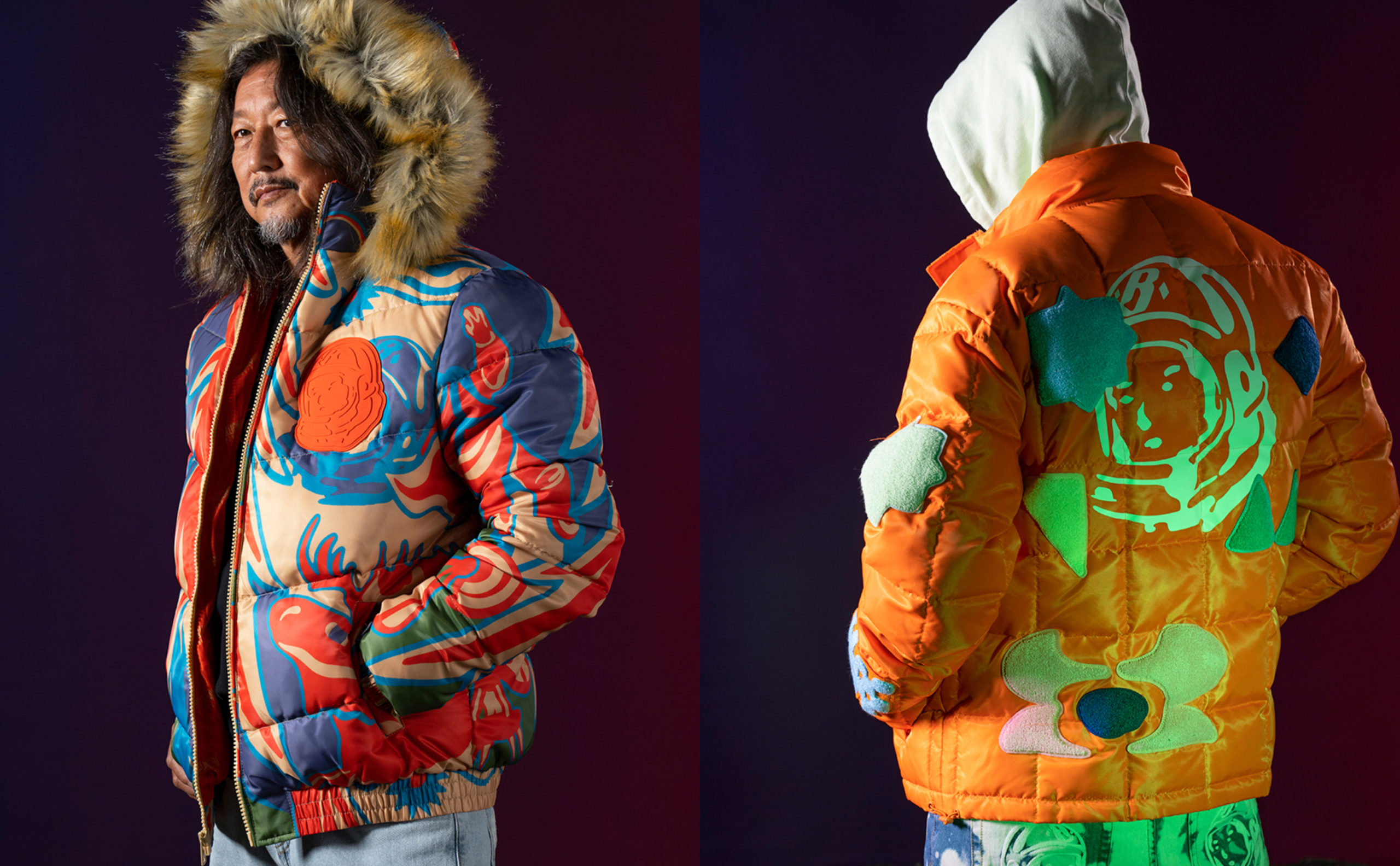 Billionaire Boys Club Launches Colourful Winterwear