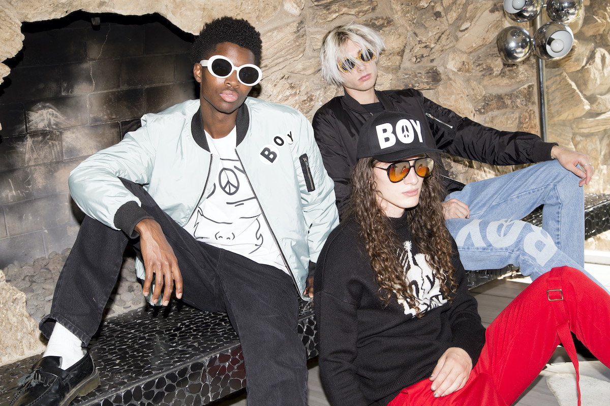 BOY London & Shane Gonzales Drop AW20′ Collaborative Collection