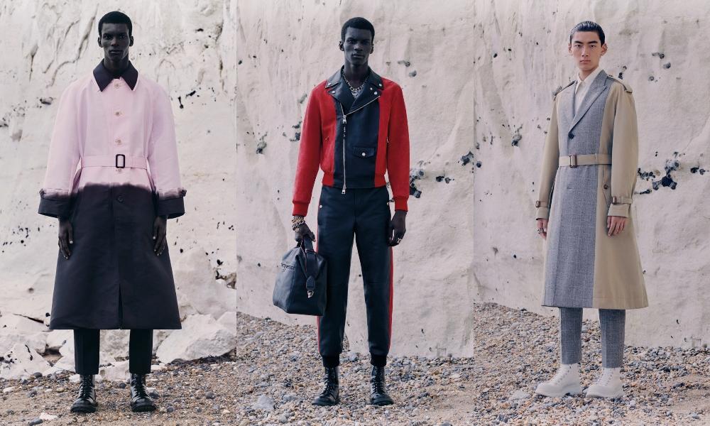 Alexander McQueen Spring/Summer 2021 Collection