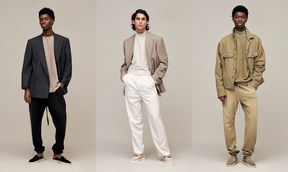 Fear of God Unveil 'Seventh Collection' Pre-Fall 2021 Lookbook