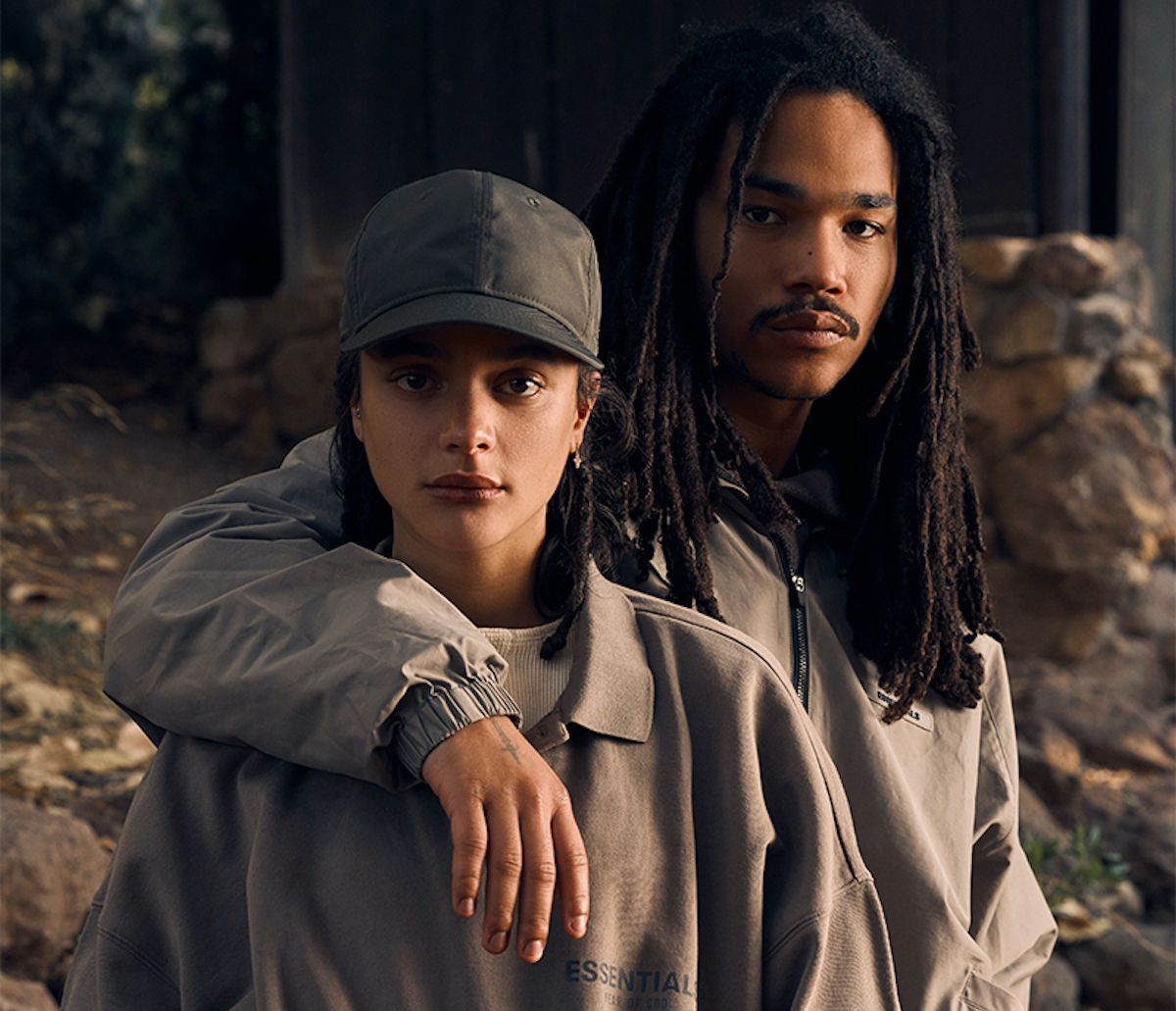 Fear of God ESSENTIALS Release 'Drop One' of Holiday 2020 Collection